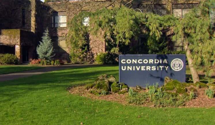 Concordia University student loan forgiveness