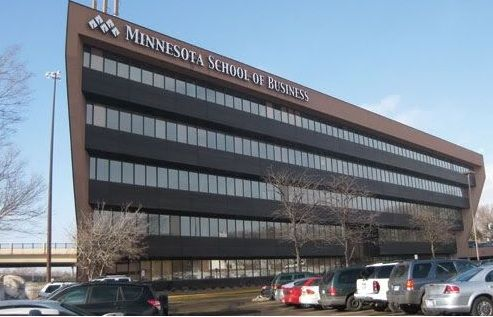Minnesota School of Business loan forgiveness