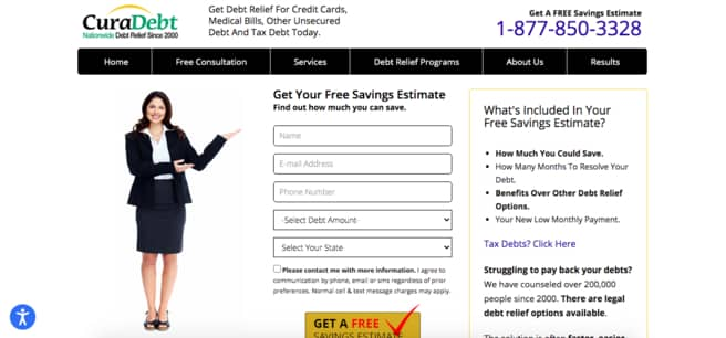 3 Top Rated Tax Relief Companies. - Debt Strategists