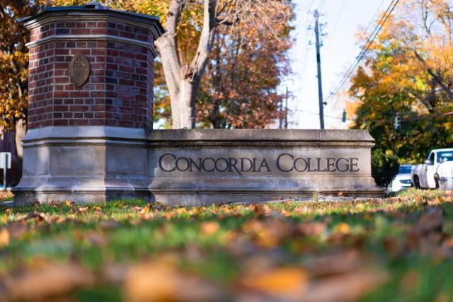 Concordia College loan forgiveness