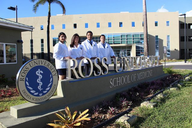 Ross University Loan forgiveness
