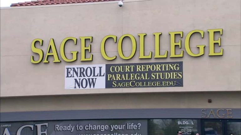 Sage College Loan Forgiveness